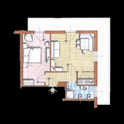 Апартамент A