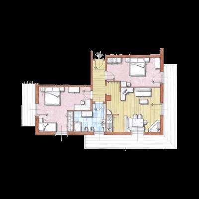 Апартамент D